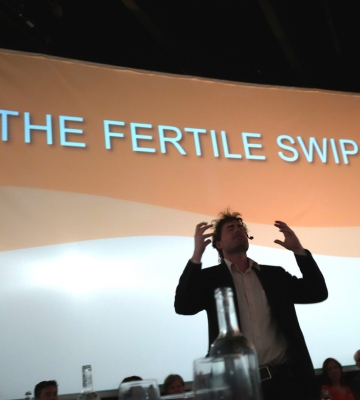 The Fertile Swipe